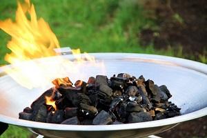 Feuerschalen aus Edelstahl sind sehr empfehlenswert