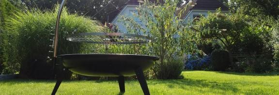 Ergebnis des Tests der Feuerschale BBQ 80cm XXL